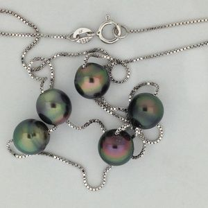 Jewelry - Tahitian Cultured Pearl Necklace